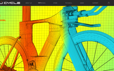 Design and Optimisation of Composite Triathlon Bicycle with Kú Cycles